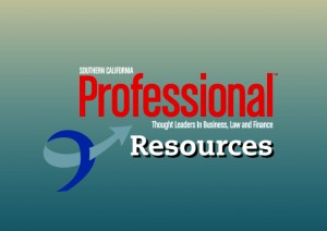 Southern California Professional Resources