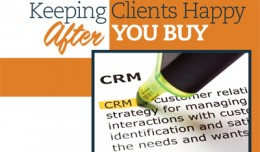 Keep Clients Happy After You Buy