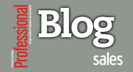 Southern California Professional Blog-Sales