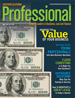 Southern California Professional May June July 2012